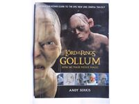 BARGAIN - Gollum - How We Made Movie Magic - Lord of the Rings Serkis, Andy - Signed First Edition