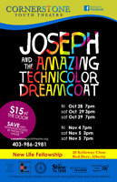 Musical - Joseph and the Amazing Technicolor Dreamcoat