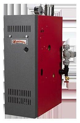 Crown Boiler Aruba 4 Awr-140 Gas-fired Hot Water Boiler
