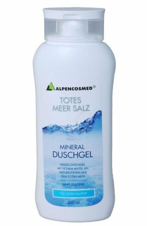 250 ml Totes Meer Salz Mineral Duschgel milde Waschsubstanzen jeden Hauttyp