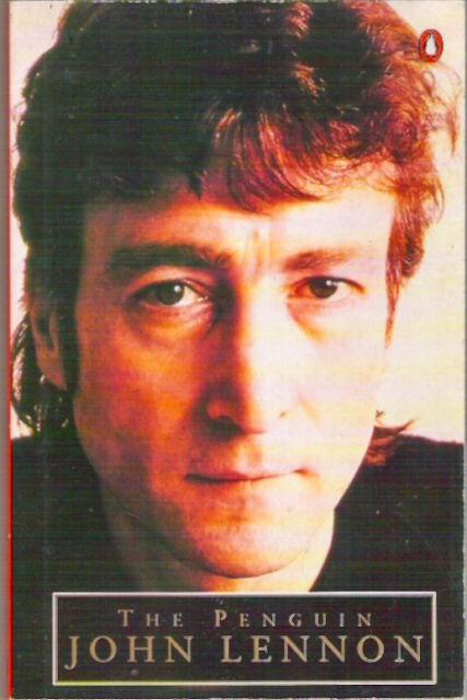 THE PENGUIN JOHN LENNON 1980s edition Penguin paperback Rare Excellent Condition