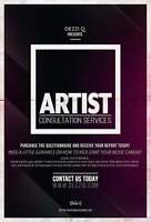 Artist Consultation Services