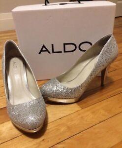 Aldo Heels (Size 8)