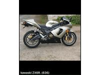 Kawasaki ZX 636 2005