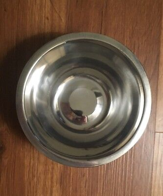 Stainless Steel Metal Dog / Pet Food, Water Dish Bowl, Brand New small