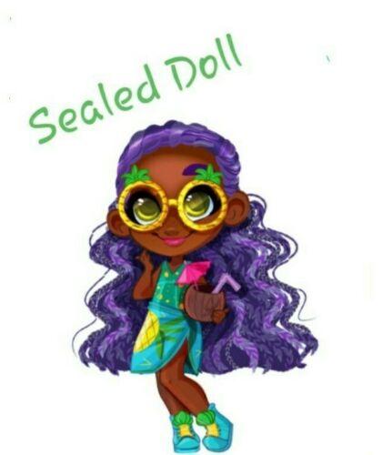 *SEALED* New 2020 Hairdorables Series 4 Koastal Kali Scented Series Easter Doll