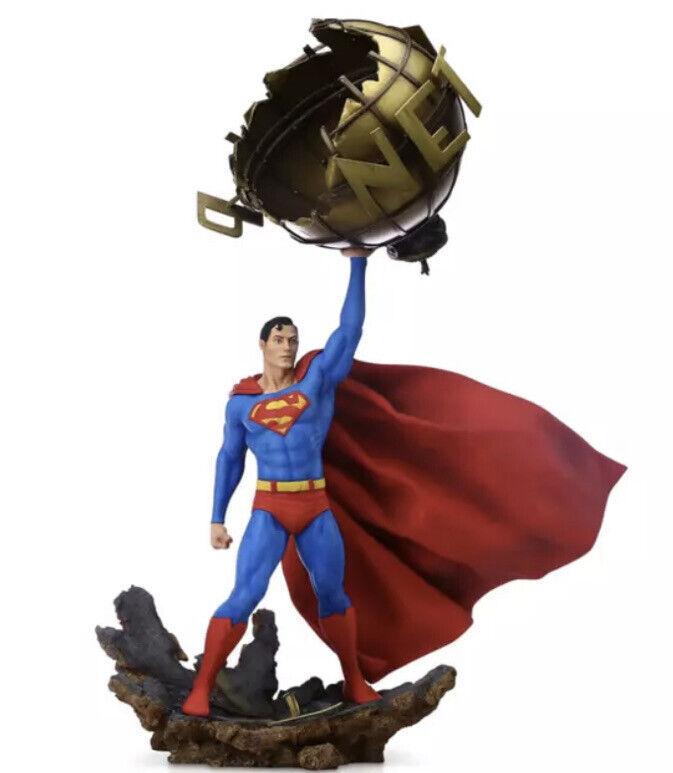NEW🔥Superman DC Comics Figurine Grand Jester Studios Limited Edition 1:6 Scale