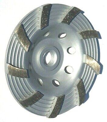 4.5 New Heavy Duty Diamond Cup Wheel For Concrete Stone Brick Block Grinding