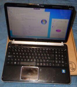 HP PAVILION dv6 QUAD CORE LAPTOP, 6GB RAM, 500GB HD