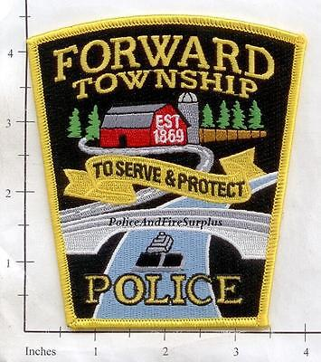 Pennsylvania - Forward Township PA Police Dept Patch