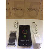 New Samsung Galaxy S5 SM-G900P Black (Sprint) -16Gb Android Smartphone