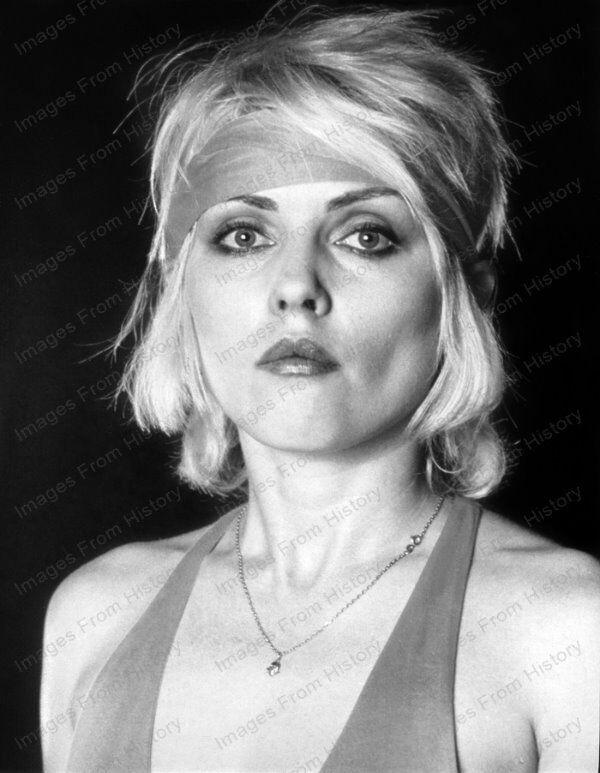 8x10 Print Debbie Harry Blondie 1977 #DH78