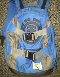 Element backpack camping edition