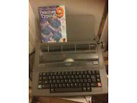 Sharp typewriter