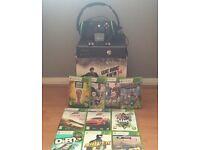 Xbox 360 250GB mega bundle, priced to sell