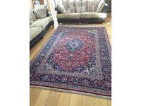 Persian large carpet Persian rug