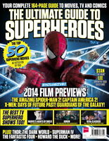 SFX Bookazine: The Ultimate Guide to Superheroes