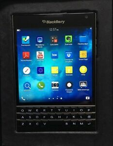 Blackberry Passport $ 150