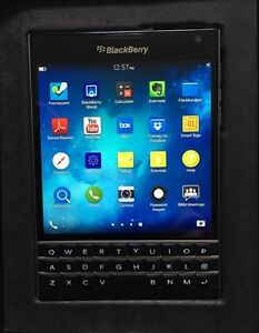Blackberry Passport $350