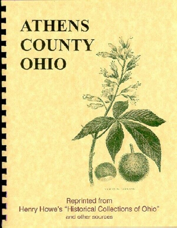 History of Athens County & Ohio University