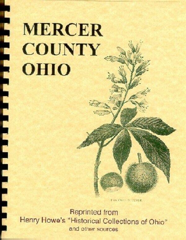 History of Mercer County Ohio