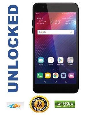 Camera Cellular Mobile Phone - New LG Phoenix 4 LM-X210APM AT&T Unlocked 5