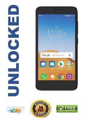 Camera Cellular Mobile Phone - New Alcatel Tetra OT-5041c AT&T Unlocked 5