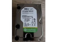 Western Digital Green Power 2TB Hard Drive WS20EURX