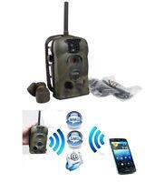 Telecamera A Batteria Per Videosorveglianza Remota Via Mms Boschi Legna Legname - bosch - ebay.it