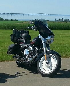 HD Fatboy...great ride