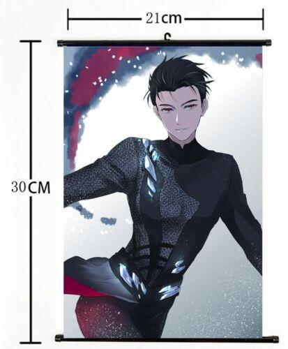 Anime Yuri!!! on Ice Nikiforov Victor  Scroll Home Decor cosplay 1071