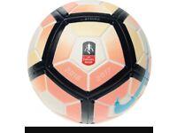 Fa cup Nike ball (match ball)
