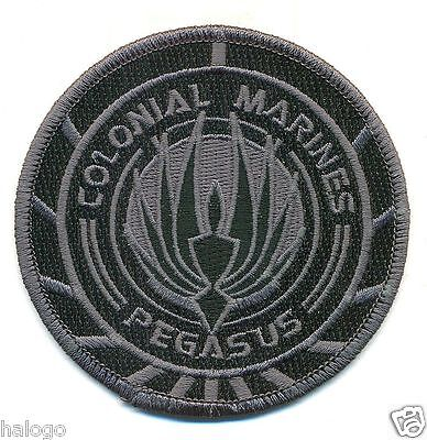BSG Colonial Marines Pegasus Patch - BSG55