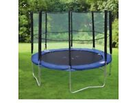 WANTED trampoline