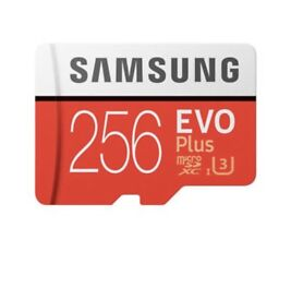 SAMSUNG EVO MIRCO SDHC & SDXC UHS-1 MEMORY CARD
