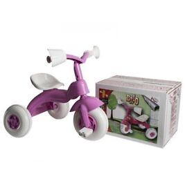 Girls Bike/Tricycle & Mickey Mouse Ride On