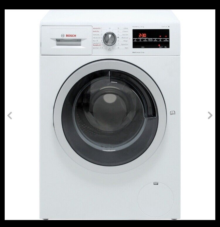 Bosch WVG30462GB Series 6 Free Standing 7Kg A Washer Dryer White New boxed