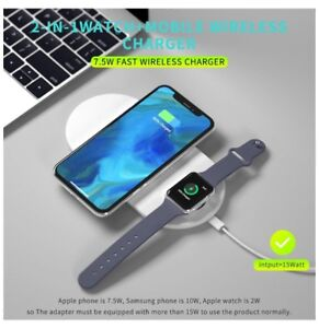 Brand New wireless charger i watch charger $35