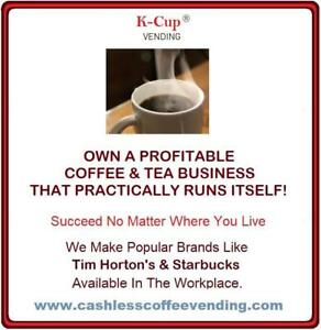 Own A Profitable Coffee & Tea Business That Practically Runs Itself!