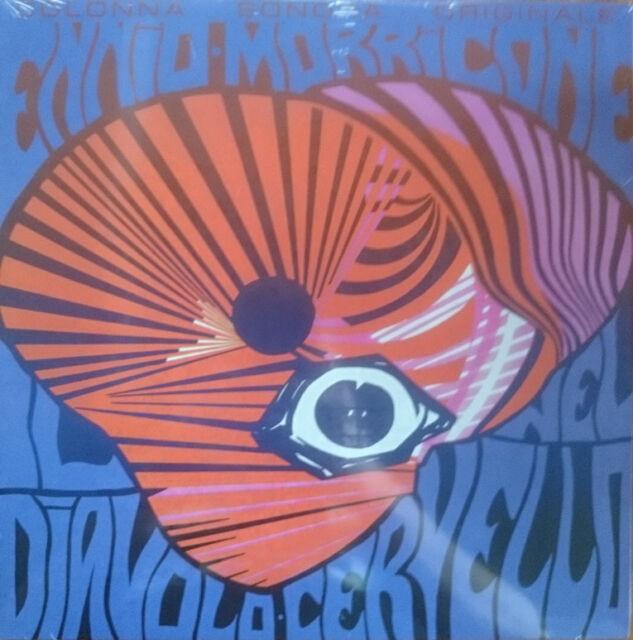 Ennio Morricone Il Diavolo Nel Cervello aka Devil In The Brain OST LP AMS Vinyl