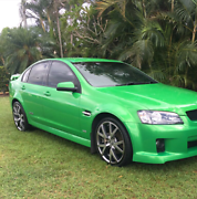 Holden SS VE  swaps or cash Boyland Ipswich South Preview