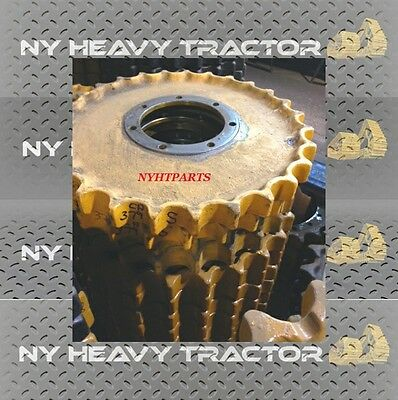 Case 450b Sprocket X2 Replacement Dozer Bulldozer New