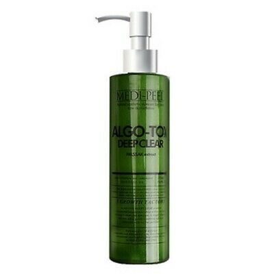 MEDI-PEEL Algo-Tox Deep Clear Cleansing Foam 150ml 5 Oz. K-beauty