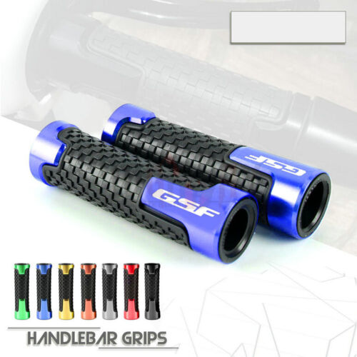 7//8/'/' Handle Bar Gel Hand Grips for SUZUKI GSF 250 600S GSF650 1200 650S BANDIT