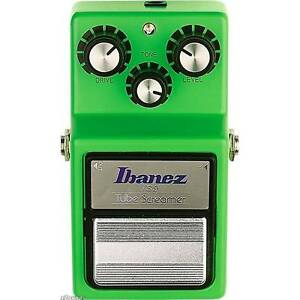 WANTED WANTED IBANEZ TUBE SCREAMER WANTED Annerley Brisbane South West Preview