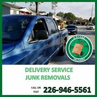 Junk Removal & Delivery Service