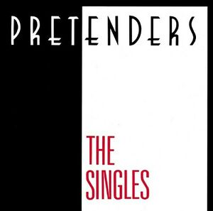 "The Pretenders vinyl record album classic rock ""The Singles"" Kitchener / Waterloo Kitchener Area image 1"