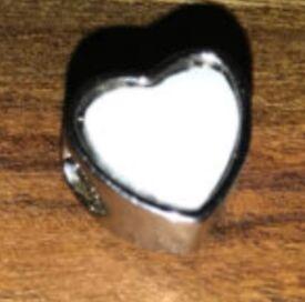 Heart Photo Charm