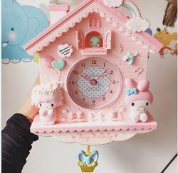 My Melody Decorative Pendulum Wall Clock ML219