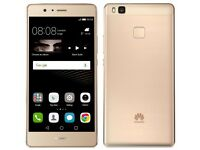 New Huawei P9 lite gold unlocked